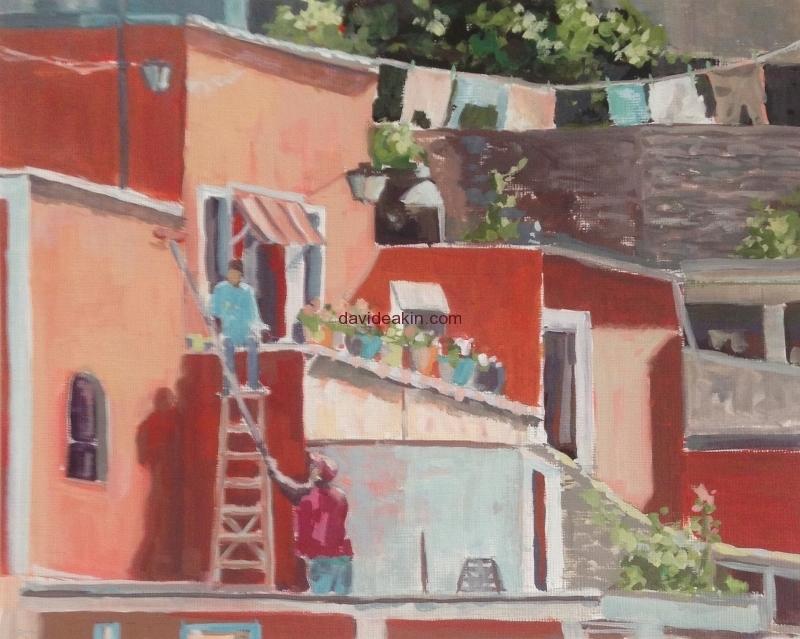 Guanajuato Houses XXXIV