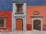 Blue House, San Miguel de Allende
